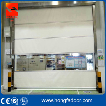 Electric High Speed Roller Shutter Door