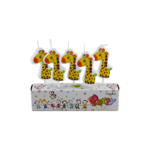 Party Candle Giraffe Candle Decorative Candle