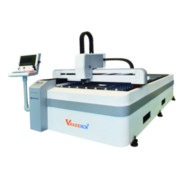 CNC Metal Fiber Laser 1kw Cutting Machine