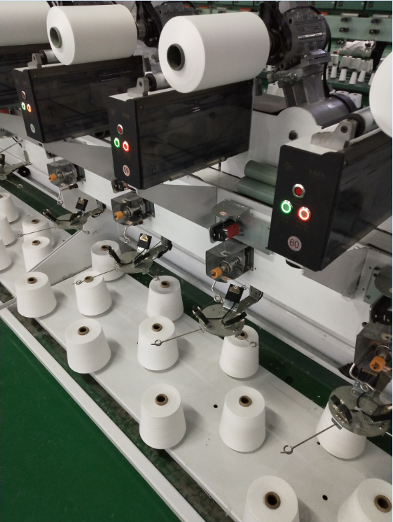Intelligent electronic high-speed Assembly Winding Machine