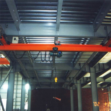 2 ton single beam electric crane