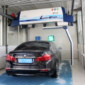 How much does automatic car wash equipment cost