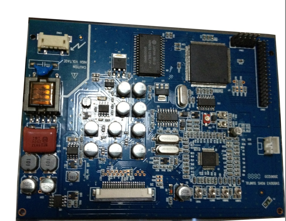 SFVB50-DS7-R 5 VB BOARD
