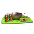 New kitchen Silicone Heat-resistant Mat for Dish/bowl Drying
