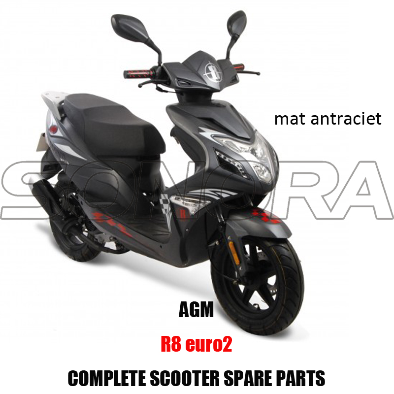 AGM R8 SCOOTER BODY KIT ENGINE PARTS COMPLETE SCOOTER SPARE PARTS ORIGINAL SPARE PARTS