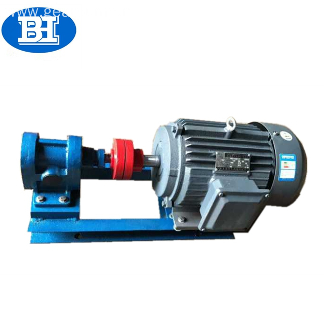 2CY electric fuel diesel gear oil transfer pump