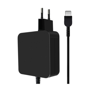 PD 60W Type-C  Charger EU Plug