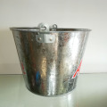 Metal cold tin ice bucket for sale