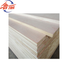 Best Quality for Laminated Blockboard 1220X2440mm 18mm Okoume veneer blockboard supply to Sweden Supplier