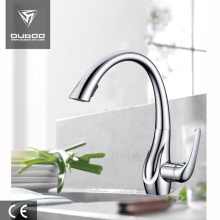 Single Handle Kitchen Sink Hardware Prerinse Pull-Out Faucet