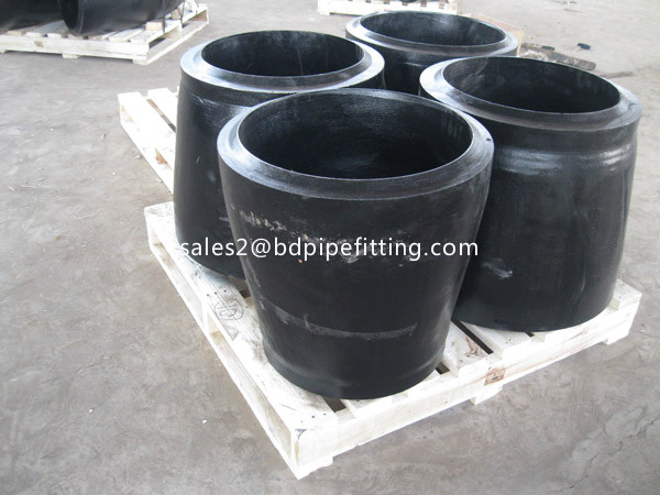 Pipe Con Ecc Reducer