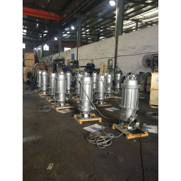 QWP submersible sewage pump