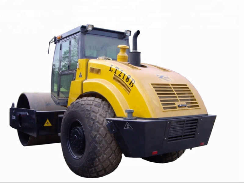 14tons Mechanical Travel Drive Vibratory Roller For Sale
