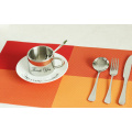 Daily family hotel restaurants and PVC placemat