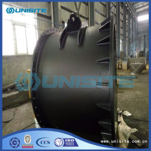 Special Design for Flanges Steel Pipe Customized Straight Pipe Exhaust export to Guyana Factory