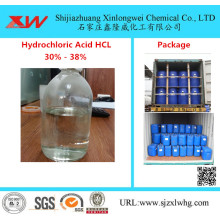 Special Design for for Water Treatment Chemical Dosing Muriatic Acid Industrial Hydrochloric Acid export to Netherlands Importers