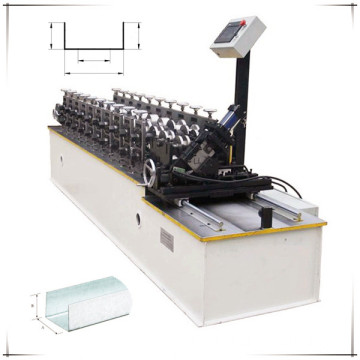 U Shaped Profile Roll Forming Machine