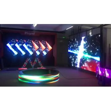 Indoor Full Color P3/P4/P5 Silicone LED Flexible Panel