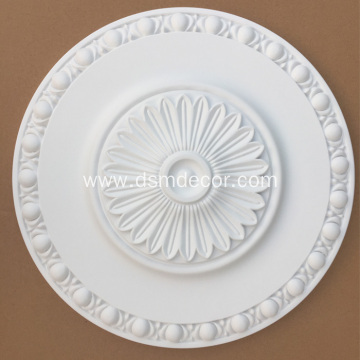 Egg Type Polyurethane Ceiling Rose