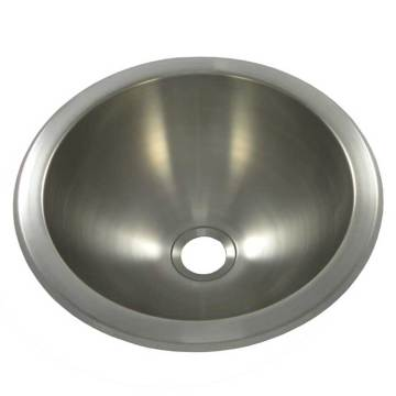 Kitchen Stainless Steel Single Round Sink Product