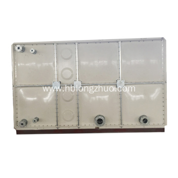 GRP Sectional Panel Type Water Tank