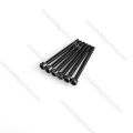 furniture hardware carbon steel hex button screw