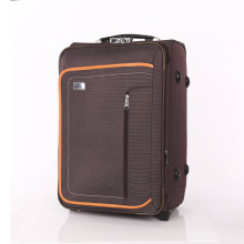resistant dirty color classical style luggage for man