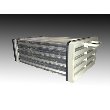 Air exchange heat exchanger