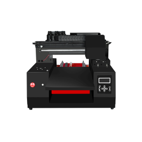 UV Flatbed Printer for Pen,Mobile Phone Shell,Disk,Golf Ball, fabric, food, coffee