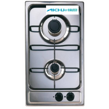 Glen Cheap Glass Gas Hobs 2 Burners Hotpoint