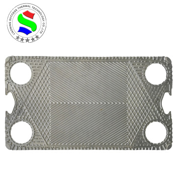 gasket ss304 316l hastelloy heat exchanger plate