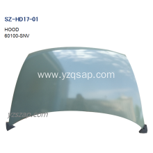 Wholesale Price for Glass Hood Car Steel Body Autoparts Honda 2006-2011 CIVIC HOOD export to Senegal Exporter