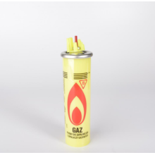 Best Quality for Gas Aerosol Refill 80ML butane gas refill for lighter supply to Christmas Island Manufacturers