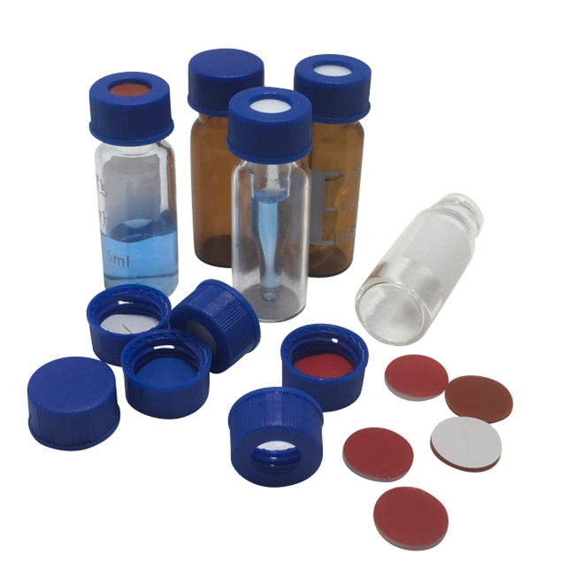 Wide Opening Screw Vials