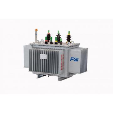 3 Phase Electric Pole Transformer