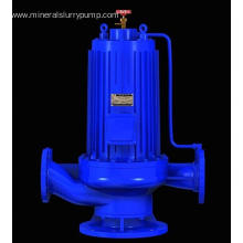 LHP vertical shield pump