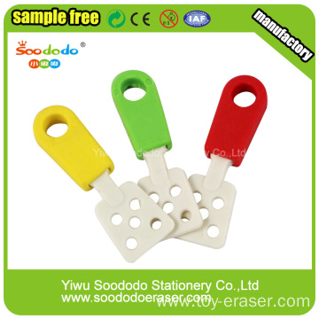 Shovels Eraser,pencil erasers for promotion