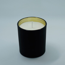 soy wax aroma glass cup candles