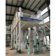60-150ton/D Wheat Flour Milling Machine