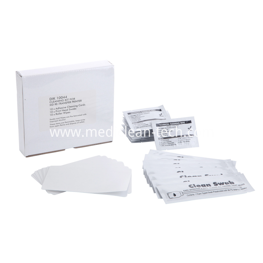 Datacard RP & SR Series Re-transfer Printer Cleaning Kit