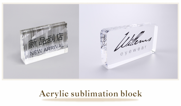 Acrylic Photo Blocks Offer