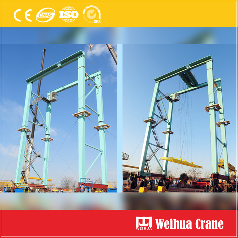 Tire Gantry Crane 28m