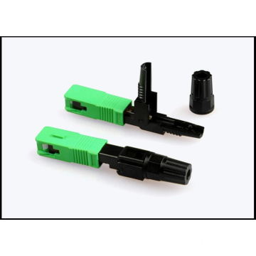 SC/APC Fiber optic fast connector