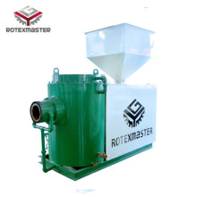 easy to operate biomass burner