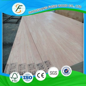 Funiture Frame Poplar Core Commerial Plywood