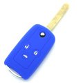 silicon embossed Honda Accord key cover with logo