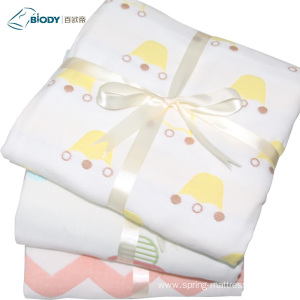 Goods high definition for for Multilayer Baby Blanket Super Soft Cotton quilt Comfortable Baby Multilayer Blanket supply to Germany Suppliers