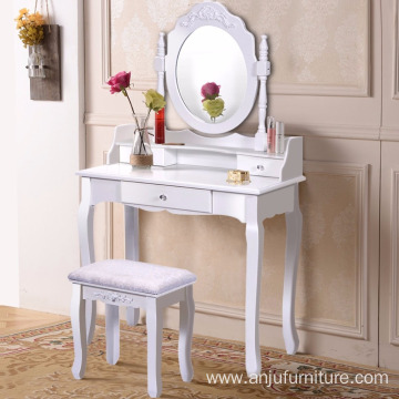 Manufacture antique dressing table designs makeup desk
