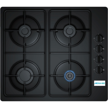 Gas Hobs Ceran Domino Cooking Field