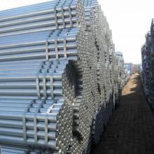 "24"" Business Industrial Big Diameter Galvanized Steel Tube"
